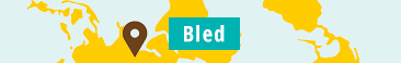 Map Bled