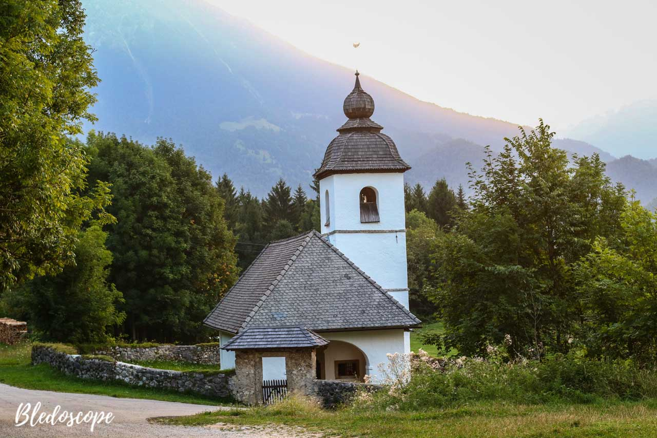St Catherine's Church in Zasip
