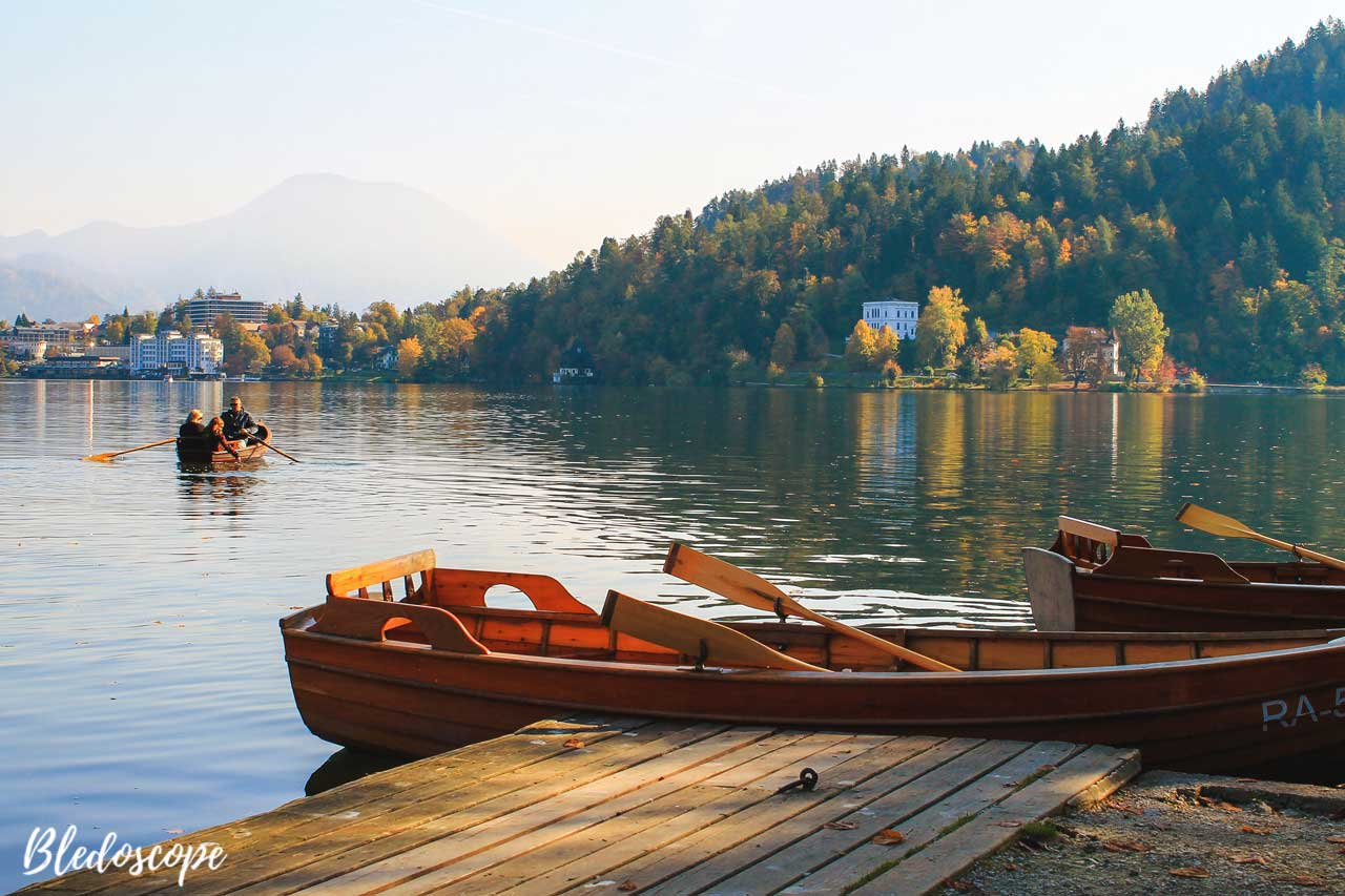 Rent a boat in Bled