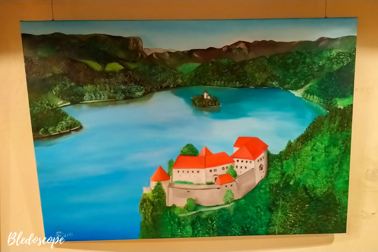 Exhibition Dreams at Bled Castle